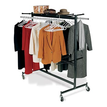 National Public Seating Model C-60 Checkerette/Coat Rack Kit for 84 Series Folding Chair Trucks NPS-C-60