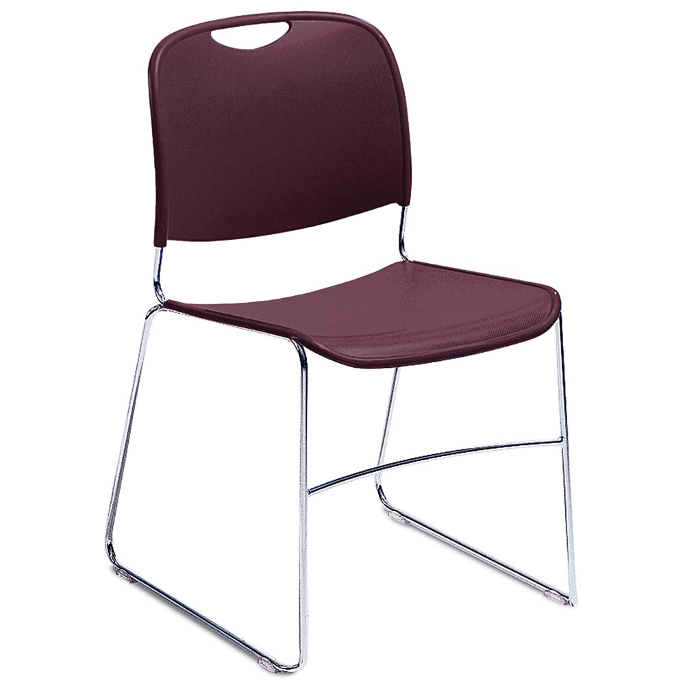 National Public Seating 8500 Series High-Tech Ultra-Compact Stack Chair NPS-8500  sc 1 st  Folding Chair Depot & National Public Seating 8500 Series High Tech Ultra Compact Stacking ...