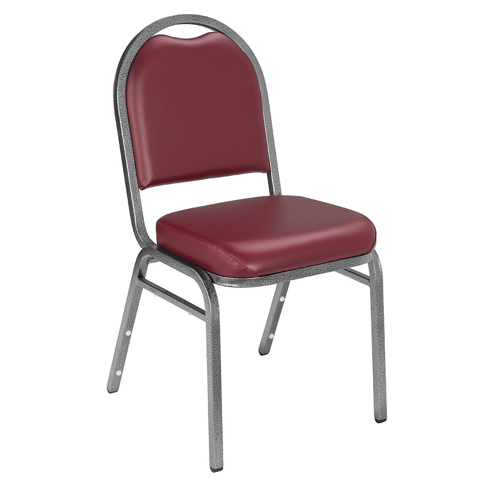 9200 Series Dome Back Vinyl Banquet Stacking Chairs 9201 M 9204 SV 9204 BT 9