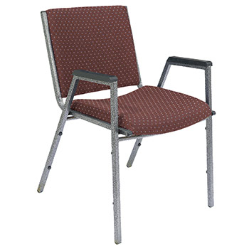 National Public Seating 9400 Series Heavy Duty Stack Arm Chair NPS-9400-SERIES-A