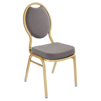 National Public Seating 9500 Series Tear Drop Stack Chair NPS-9500-SERIES