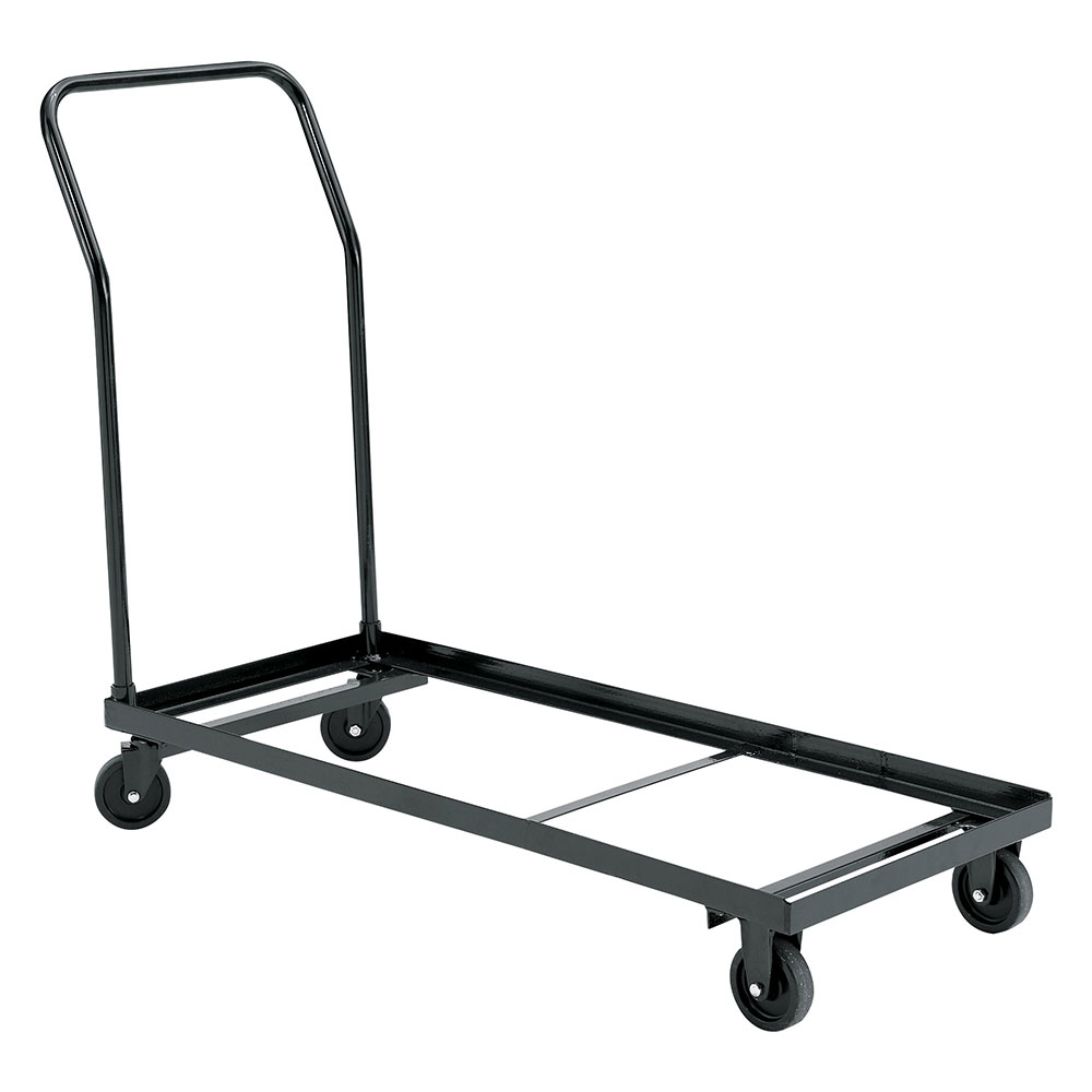 National Public Seating Stacking Folding Chair Truck Dolly Trolley Cart Caddy
