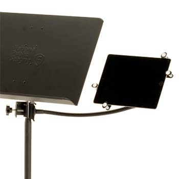 National Public Seating Flex Arm Universal Tablet Holder NPS-FAUTH