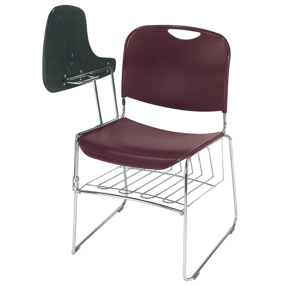 National Public Seating 8500 Series High Tech Ultra Compact Stacking Chairs
