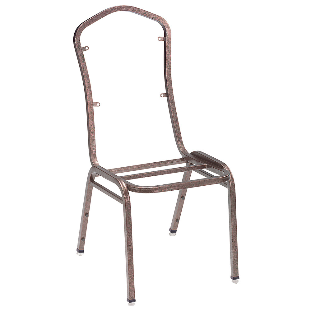 ... The 9300 Stacking Chair Comes With A Sturdy One Piece Chair Frame Made  Of 18 Gauge ...